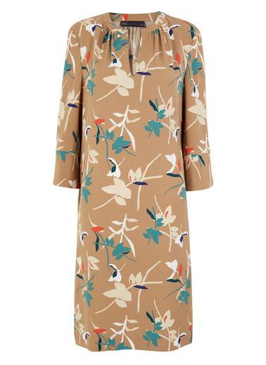 Marks & Spencer Elbise Camel